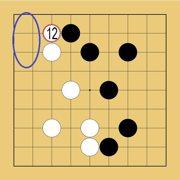 囲碁の中盤の打ち方